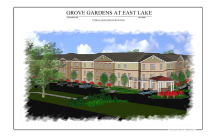 On October 19, 2018, Fairway Construction Broke Ground On Grove Gardens At East Lake, An Affordable Senior Housing Community To Be Built In Atlanta, Georgia.